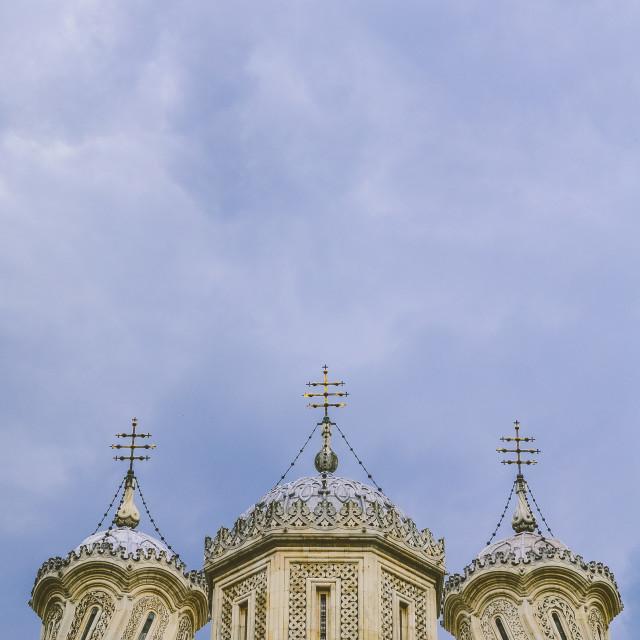 """Unusual church"" stock image"