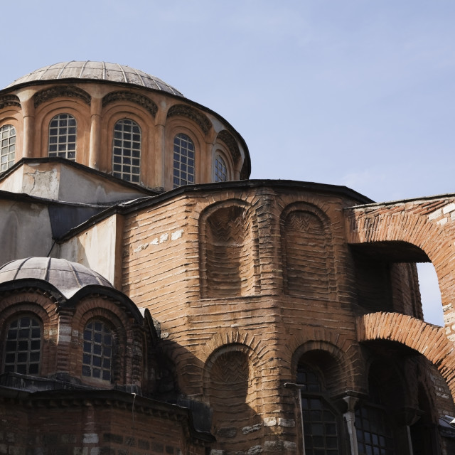 """Church Of St. Savior In Chora, Istanbul, Turkey"" stock image"