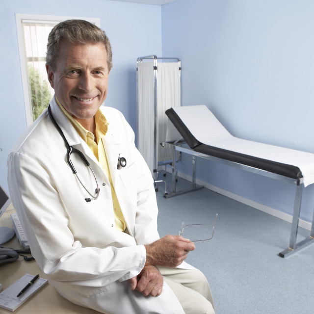 """""""General practitioner"""" stock image"""