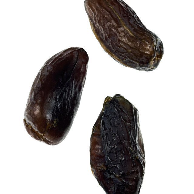 """pitted_ dates1"" stock image"
