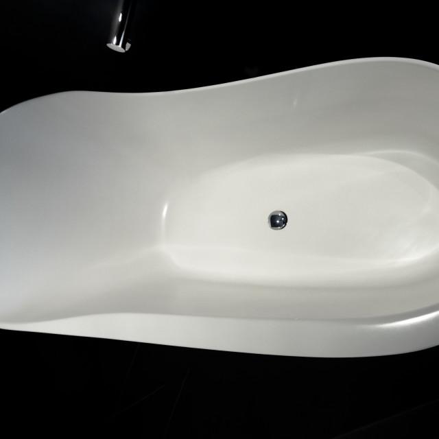 """Bath tub"" stock image"