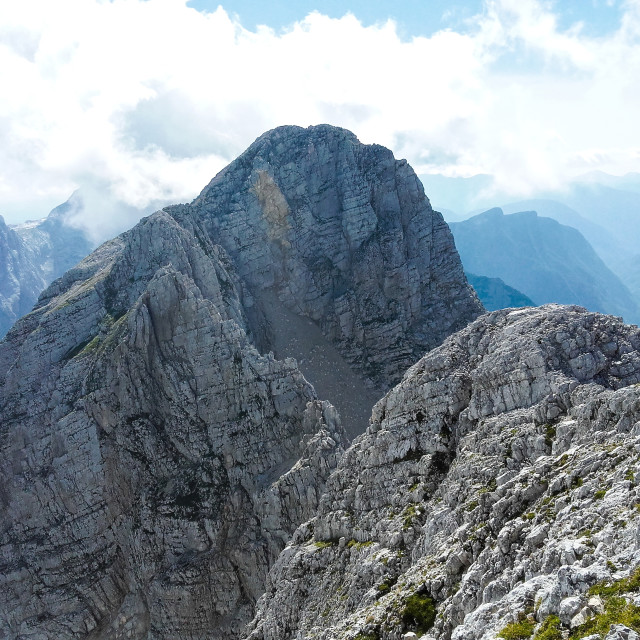 """Julian Alps"" stock image"