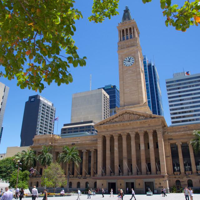 """Australia, Queensland, Brisbane"" stock image"