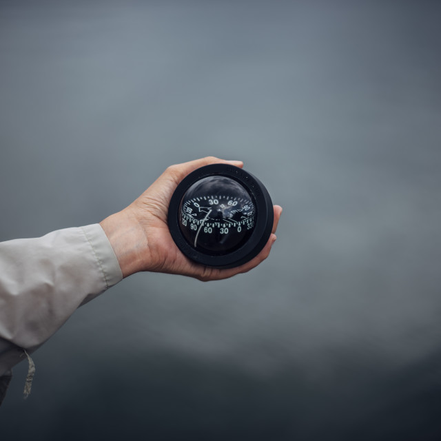 """Compass"" stock image"