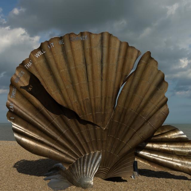"""Aldeburgh"" stock image"
