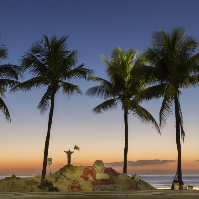 """""""Rio de Janeiro, Brazil, South America"""" stock image"""
