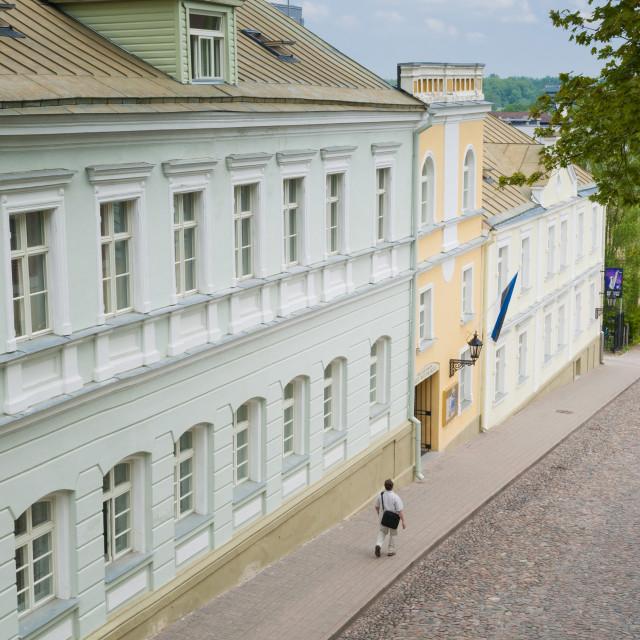 """Toome Hill, Tartu, Estonia, Baltic States, Europe"" stock image"