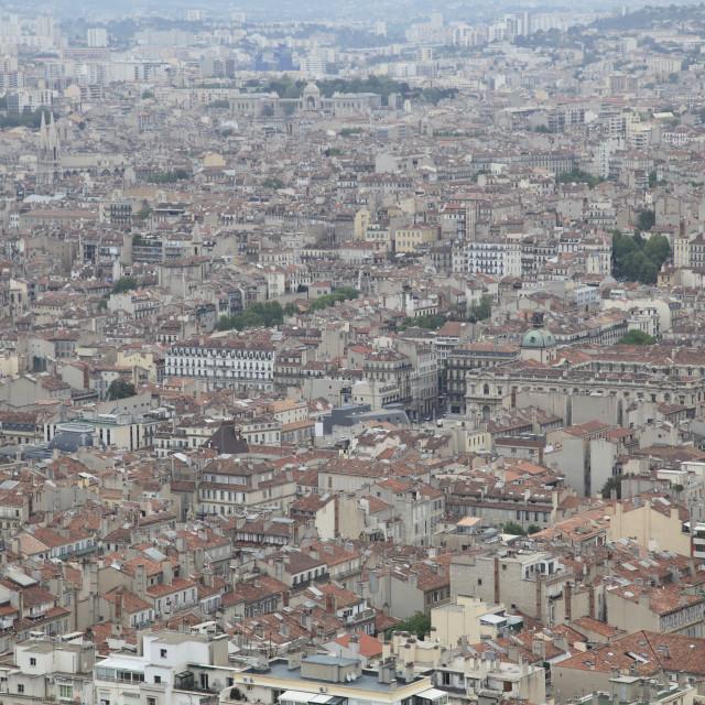 """""""Marseille, Bouches du Rhone, Provence Alpes Cote d'Azur, Provence, France,..."""" stock image"""