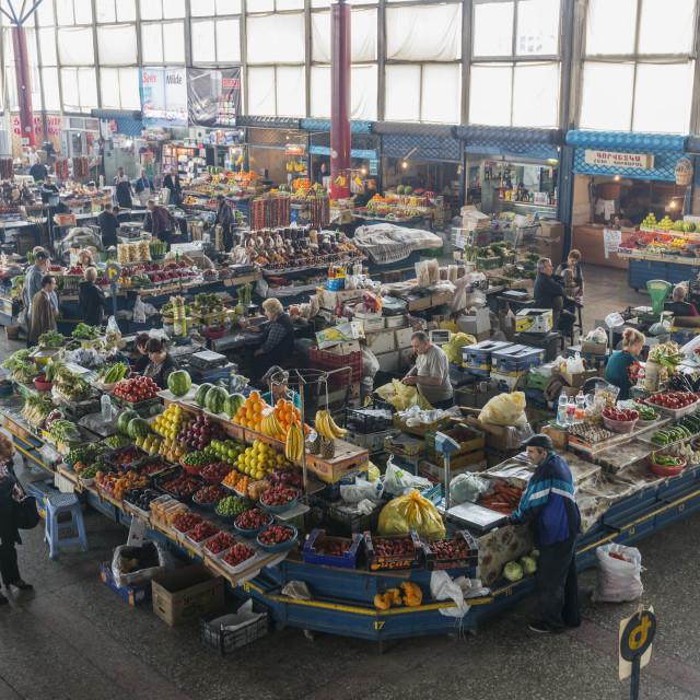 """Eurasia, Caucasus region, Armenia, Yerevan, market"" stock image"