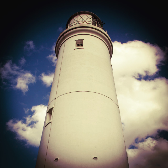 """Southwold lighthouse"" stock image"