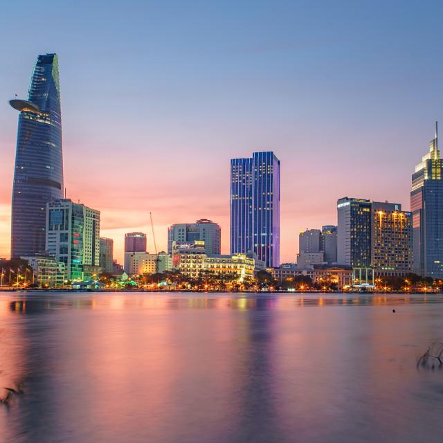"""Vietnam landscape"" stock image"