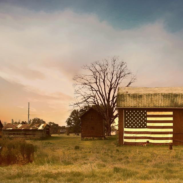 """Americana"" stock image"