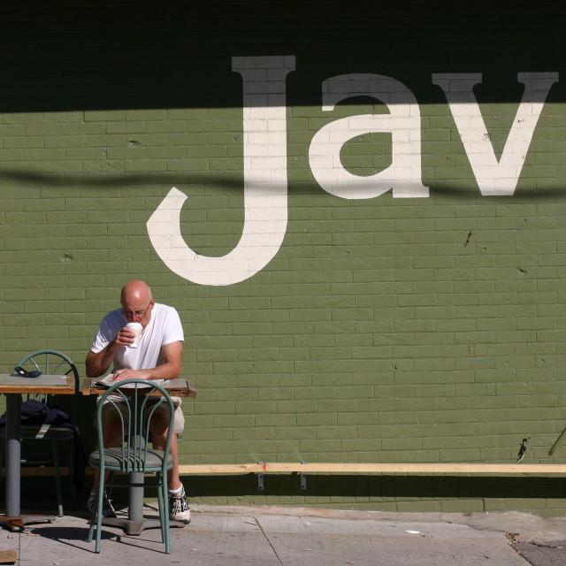 """Java"" stock image"