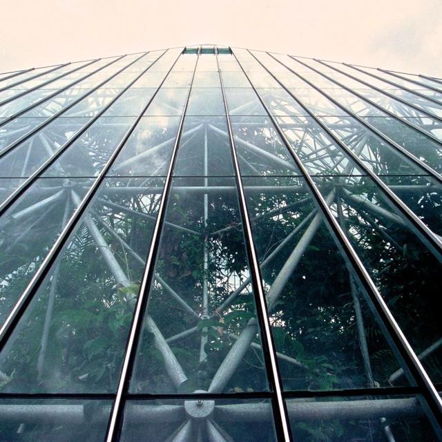 """""""glasshouse 2"""" stock image"""