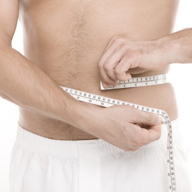 """""""Dieting"""" stock image"""