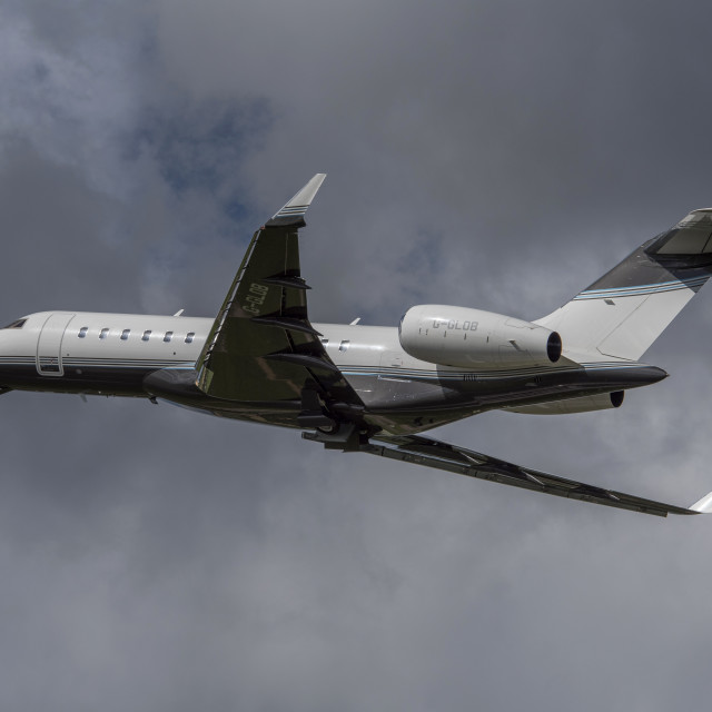 """Global Express"" stock image"