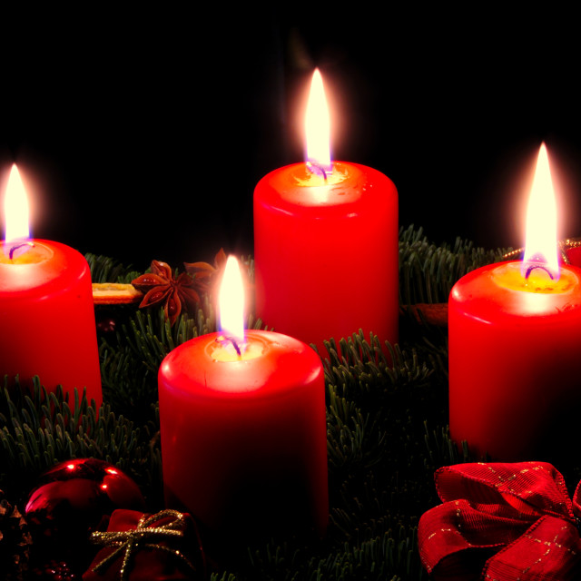 """Advent"" stock image"