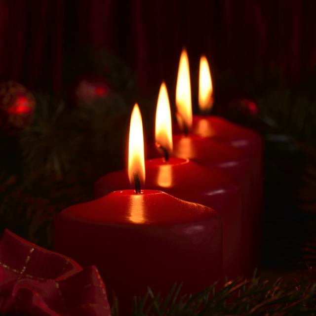"""""""Advent"""" stock image"""