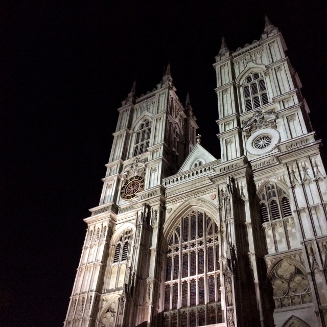 """""""Westminster Abbey"""" stock image"""