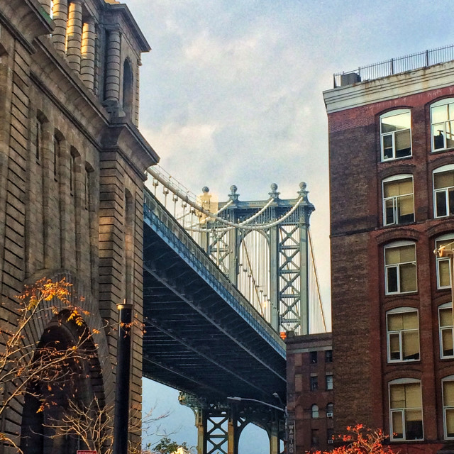 """""""Dumbo structures"""" stock image"""