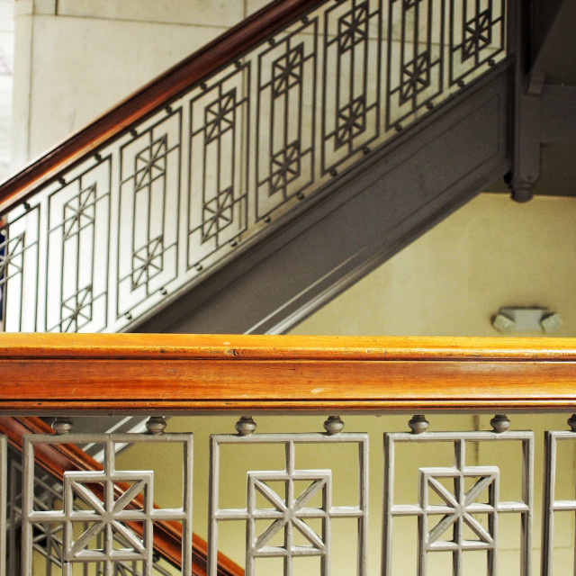 """""""Staircase"""" stock image"""