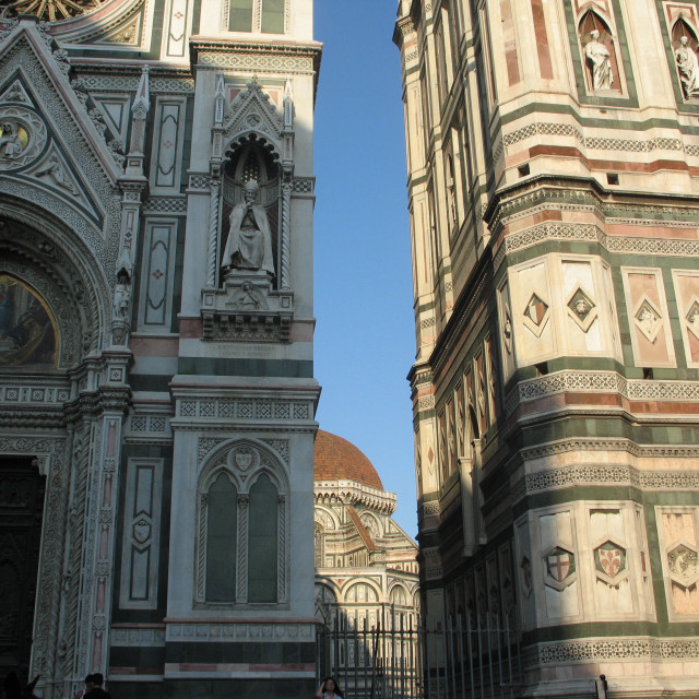 """""""Florence Cathedral"""" stock image"""