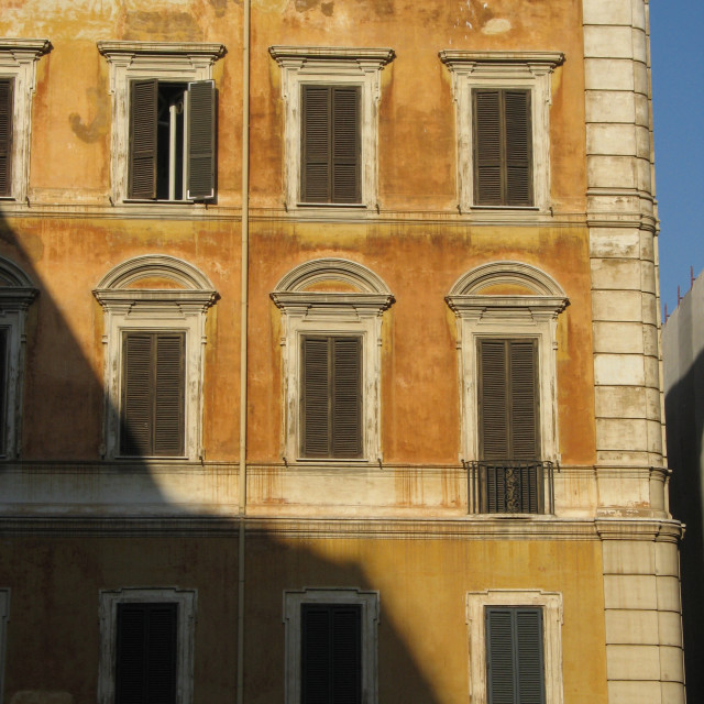 """Roman Apartments"" stock image"