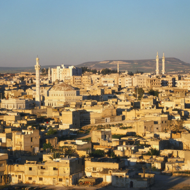 """Hama, Syria, Middle East"" stock image"