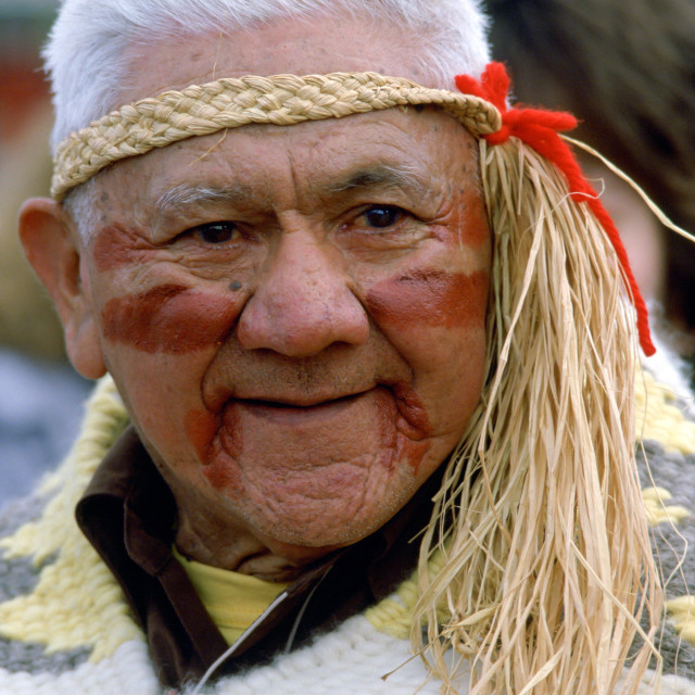 """""""First Nation Canadian male"""" stock image"""