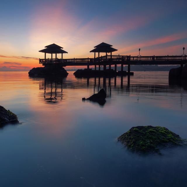 """""""Pulau Ubin"""" stock image"""