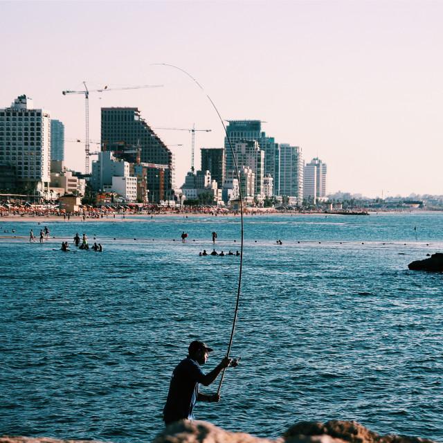 """Tel Aviv 4"" stock image"
