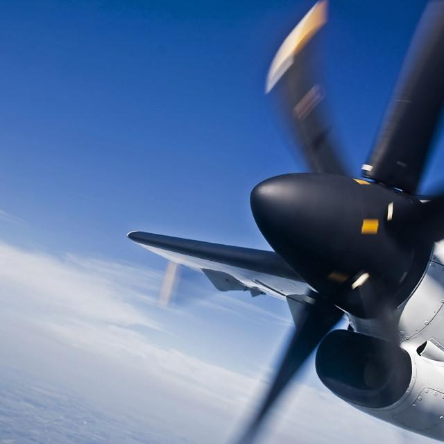 """""""DSC_2119- Propeller"""" stock image"""
