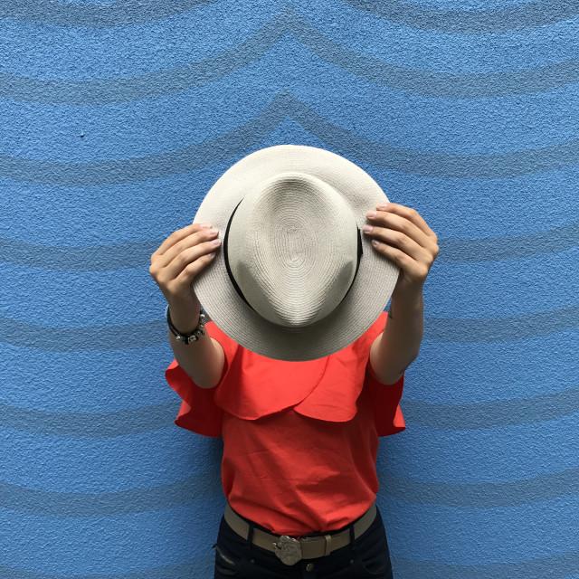 """Hat"" stock image"