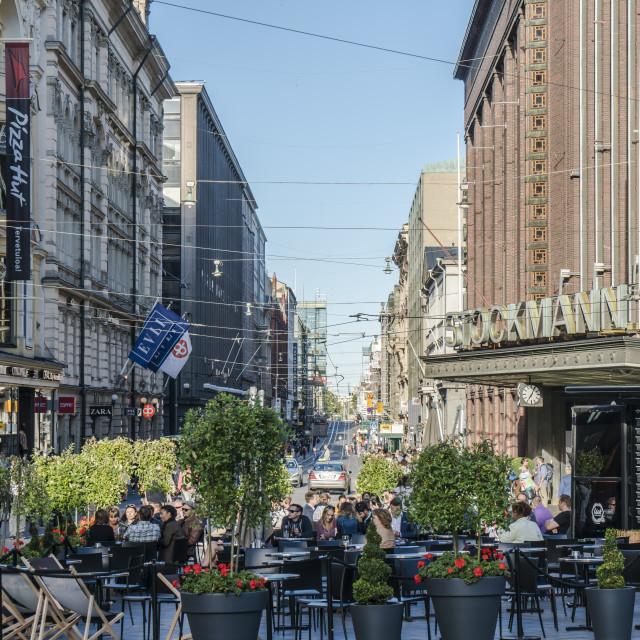 """Helsinki City"" stock image"
