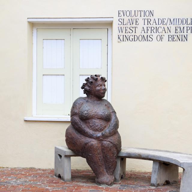 """Kura Hulanda Museum,Otrobanda District,Willemstad,Curacao,Caribbean"" stock image"