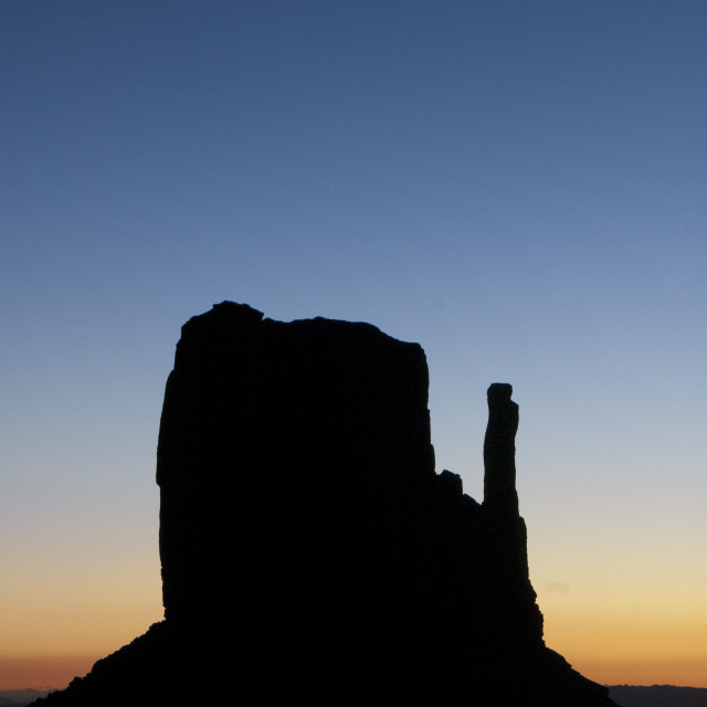 """Monument Valley Navajo Tribal Park, Utah, United States of America, North..."" stock image"