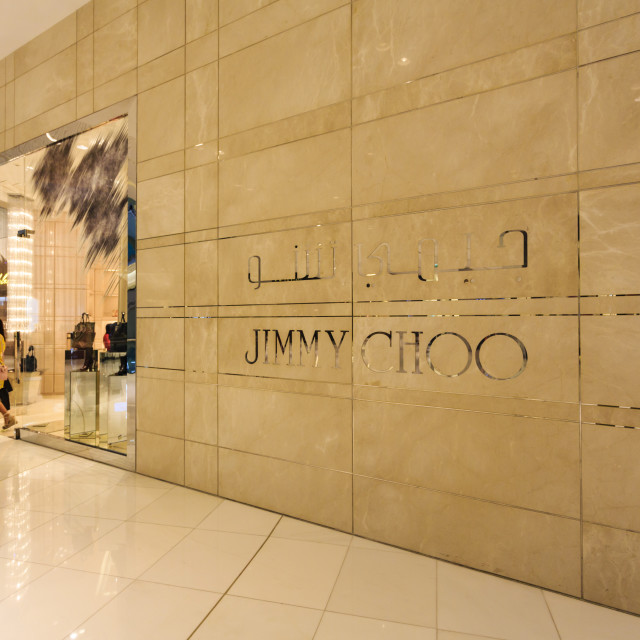 c70d0b23cb6 Jimmy Choo boutique