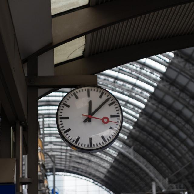 """Clock"" stock image"