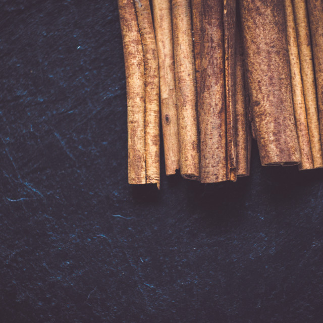 """Cinnamon Sticks"" stock image"