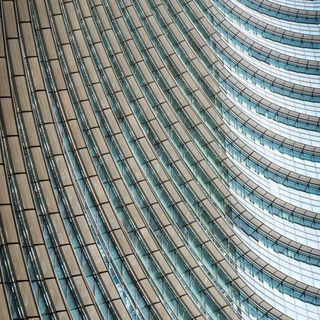 """Unicredit Tower"" stock image"