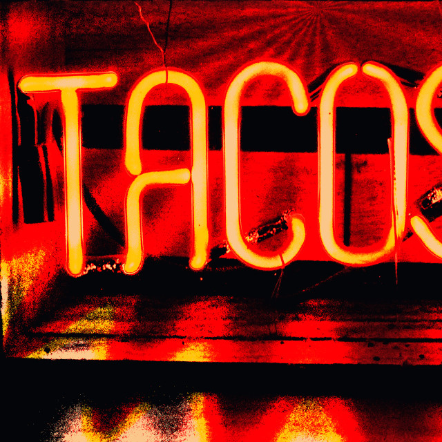 """Tacos"" stock image"