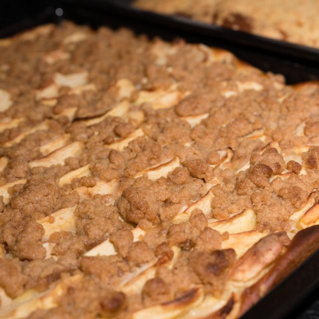 """""""Apple pie"""" stock image"""