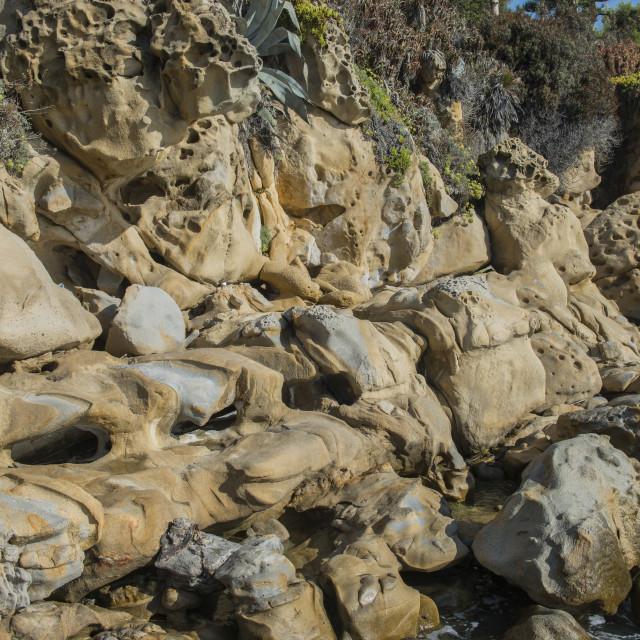 """Rocks."" stock image"