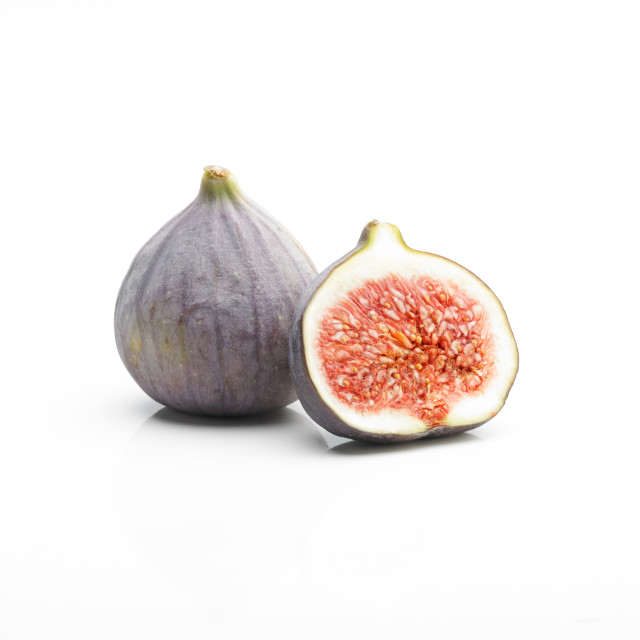 """""""One and a half Figs"""" stock image"""