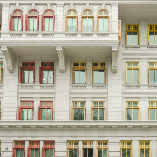 """Shutters"" stock image"