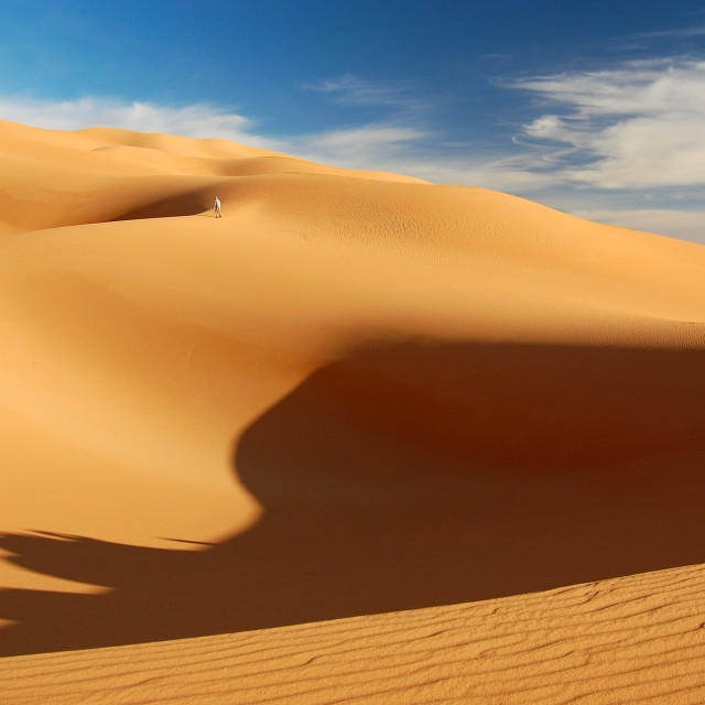 """Giant Dunes"" stock image"