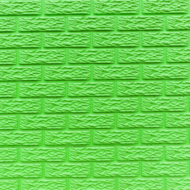 """""""Wall Lime Green Background"""" stock image"""
