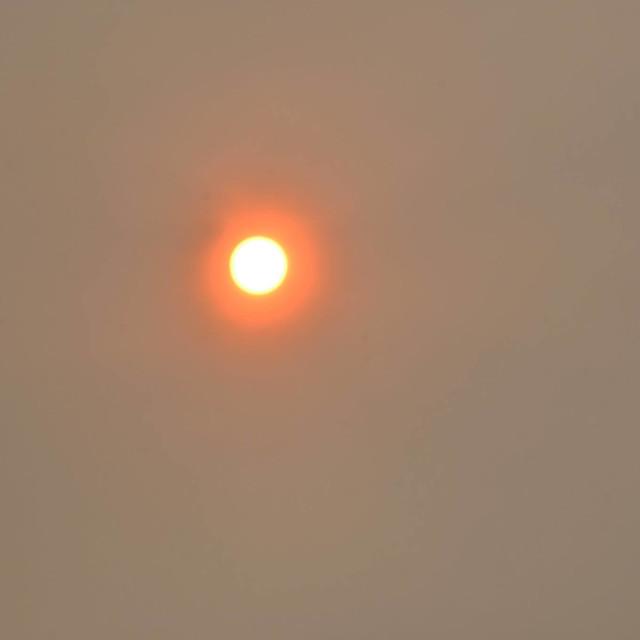 """""""Sahara Sun"""" stock image"""