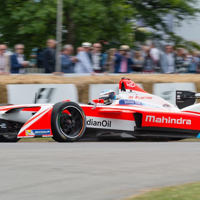 """""""Formula E"""" stock image"""