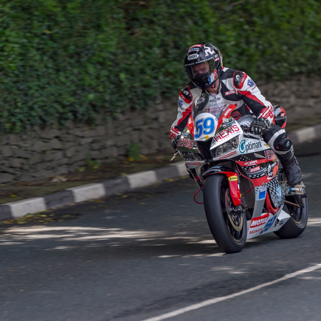"""""""TT Road Racer"""" stock image"""